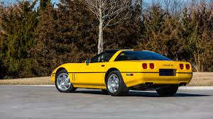 1990 chevy corvette 1990 chevrolet corvette zr1 s103 kansas city 2015