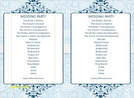 wedding church program templates charming church program templates free images exle resume