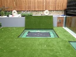 sunken trampoline residential lids