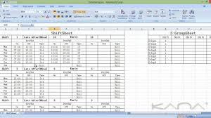 format rekap absensi pegawai kana sf 800 pengaturan jam dan jadwal kerja dari file excel