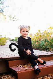 cat costume for halloween do it yourself divas little cat costume for halloween
