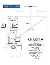 small modern cabin house plan by freegreen energy efficient long lake cottage house plan 4917 plans by garrell view 07124 2nd lake cottage house plans