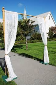 wedding arch lace event hire items for corporate events wedding more