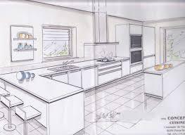 plan de cuisine en ligne étourdissant plan cuisine ouverte et plan de cuisine en ligne avec