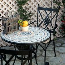 Mosaic Patio Table And Chairs Mosaic Outdoor Table And Chairs Mosaic Patio Tables Outdoor Table
