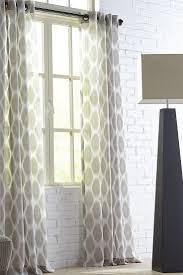 Textured Cotton Tie Top Drape by Best 25 Natural Curtains Ideas On Pinterest Window Curtains