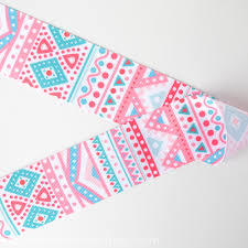 aztec ribbon summer aztec ribbon and bows oh my