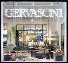 gervasoni furniture industry since 1882