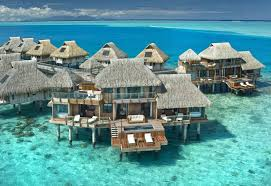 best places for vacation most luxurious destinations