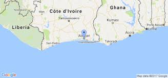 map of abidjan universities in abidjan list of abidjan colleges and institutes