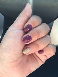 oval shaped gel nail manicure 25 yelp
