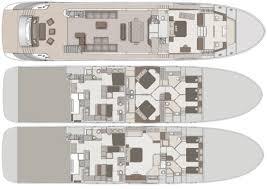 luxury yacht floor plans monte carlo yachts 105 power u0026 motoryacht