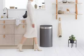 Brabantia Bathroom Accessories Brabantia Takes Touch Bin To The Next Level Brabantia