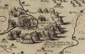 siege de siege of jean d angély