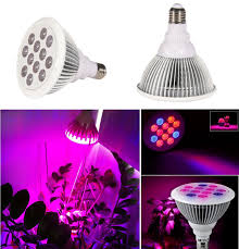par38 led grow lights bulb 12 watt customized red blue plant