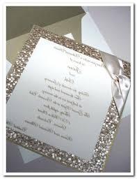 Simple Wedding Invitation Card Designs Diy Glitter Wedding Invitations Card Design Collection Wedding