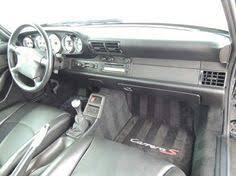 Porsche 993 Interior Porsche 993 Interior Black And Mid Grey Worth Leather 3 Spoke