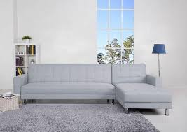 Spencer Sofa Spencer Corner Sofa Bed With Interchanging Chaise In Pearl Fabric