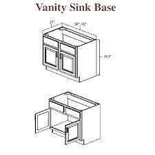 bathroom vanity height typical bathroom vanity dimensions