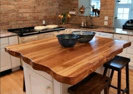 wood block dining table custom wood countertops butcher block dining table home interiors