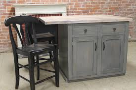 Reclaimed Kitchen Islands by Custom Reclaimed Wood Kitchen Island Lake And Mountain Home