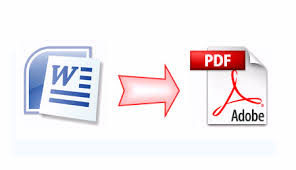 Word To Pdf Word To Pdf Conversion Convert From Ms Word Docx To Pdf On Mac