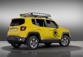 anvil jeep renegade sport jeep heads to paris fully accessorised with trailhawk desert hawk
