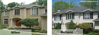 Home Exterior Remodel - home exteriors before and after completure co