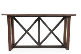 Iron Sofa Table by Ashley Zenfield Sofa Table Mathis Brothers Furniture