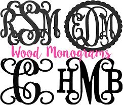 monogram initials monogram initials
