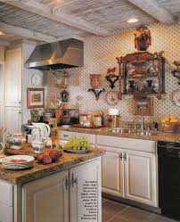 Rustic Country Kitchen Decorating Ideas Country Interior Decor