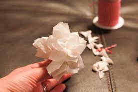 paper napkin flower tutorial paper napkin flower tutorial simply being mommy