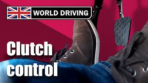 clutch control driving lesson learning to drive clutch control