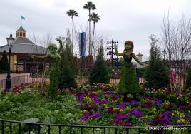news 2017 epcot flower and garden festival introduces two new