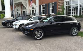 Porsche Macan 2017 - 2017 porsche macan two less cylinders review the car guide