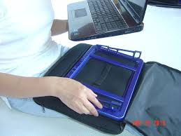 Laptop Cooling Desk 3 In 1 Laptop Cooling Pad Desk Sleeve Create The Future