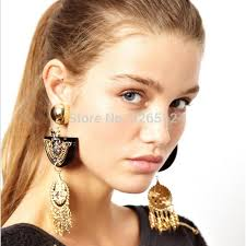 big ear rings big earrings the best jewelry 2017 photo