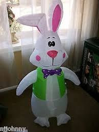 Outdoor Easter Bunny Decorations by 81 Best Easter Inflatable Finds On Ebay Images On Pinterest