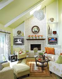 Where To Place Tv In Living Room Christine Fife Interiors Design With Christine