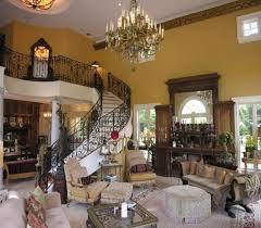 The Living Room In Fashion And Interior Designer Federico - Italian living room design