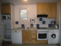 lave linge dans cuisine chambre cuisine avec lave linge la cuisine villa de la source