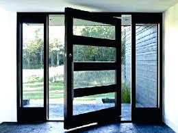 Exterior Front Entry Doors Best 25 Modern Front Door Ideas On Pinterest Modern Door Modern