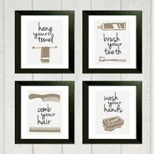 bathroom artwork ideas bathroom sign bathroom wall decor bathroom quote