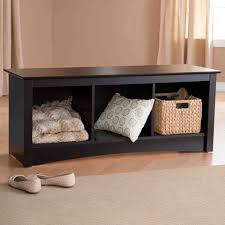 furniture rolled arm bench wooden bench with storage entryway