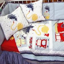 Truck Crib Bedding Transportation Crib Bedding Sets You Ll Wayfair
