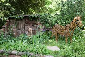english native plants world horse welfare garden wins gold with native plants the