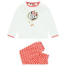 robe de chambre minnie pyjamas vêtements de nuit fille 2 à 14 ans vente en ligne orchestra