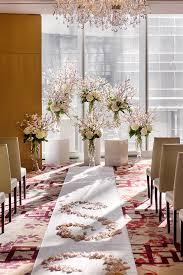 wedding wishes la cherry blossom inspired shangri la hotel toronto wedding