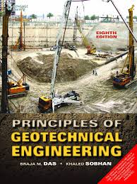 principles of geotechnical engineering 8th ed economy paper back