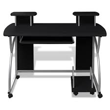 Pc Tisch Computertisch Kinder Pc Tisch Computerwagen Bürotisch Ausziehbare
